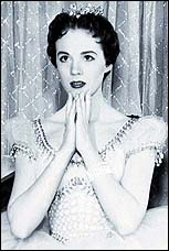 Julie Andrews as Cinderella (Cinderella Transformation Dress)