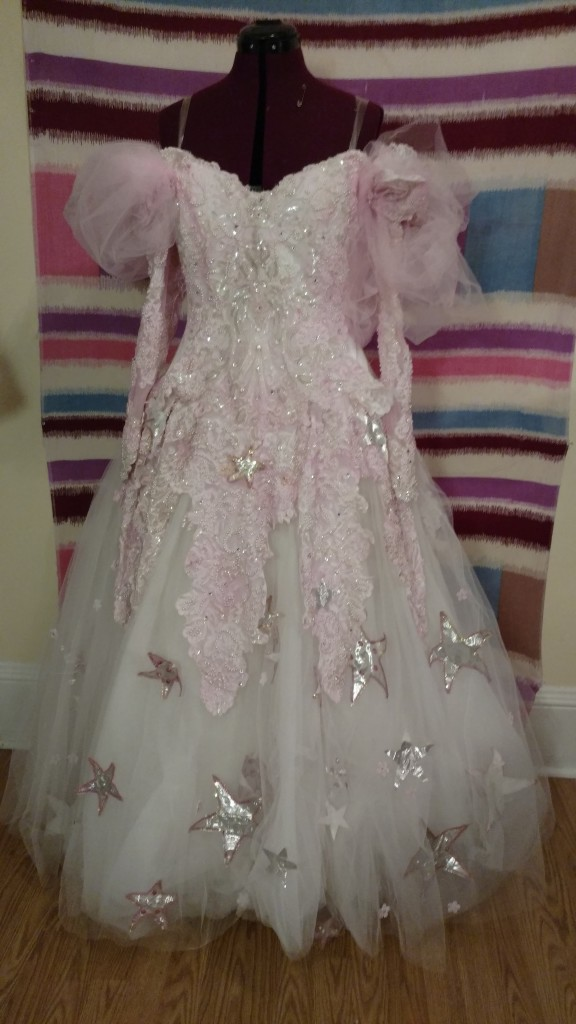 Glinda before Cinderella Dress