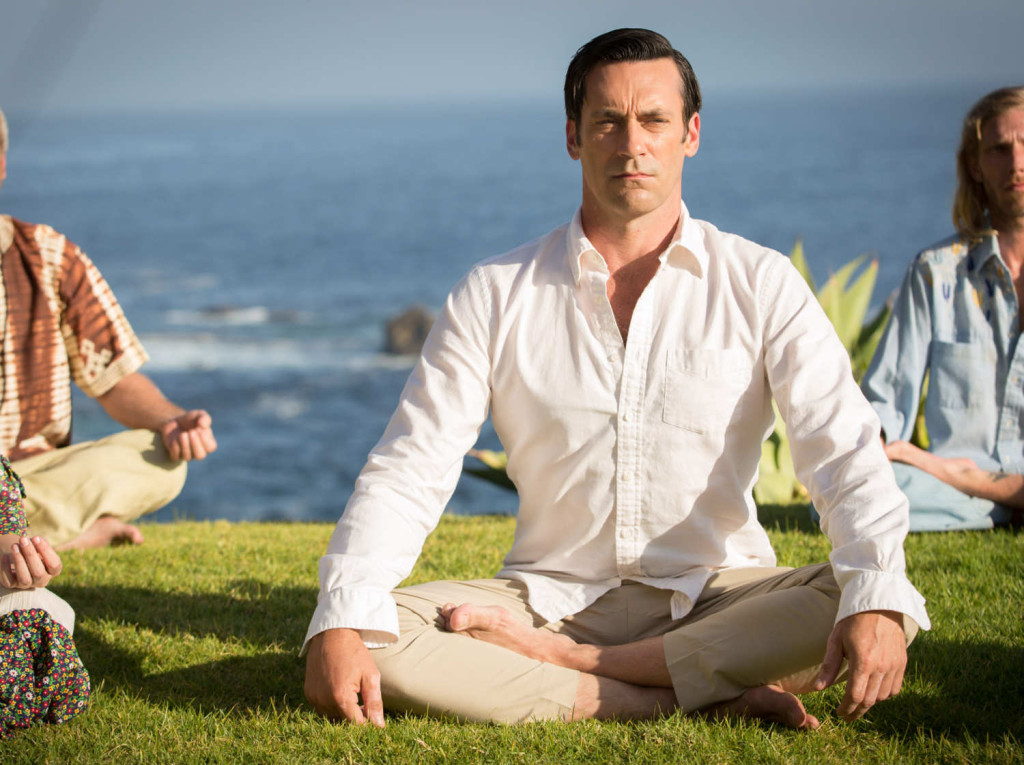 Mad Men Mindfulness Meditation