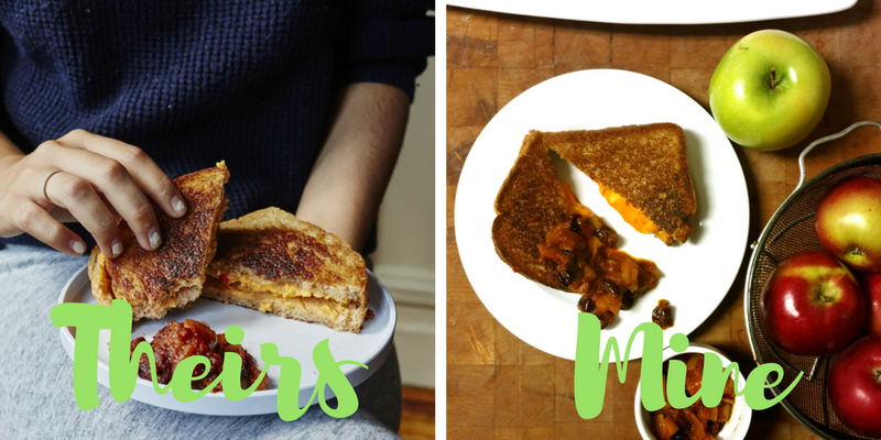 BA Basics Meal Plan Grilled Pimento Cheese sandwich